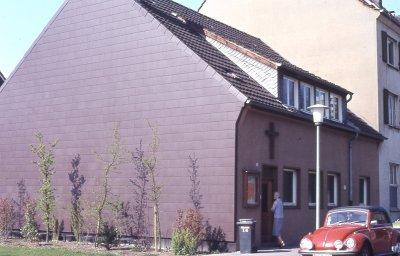 Geschichte FCG Bielefeld, Hallenbad