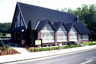 Geschichte FCG Bielefeld, Philadelphia-Kirche