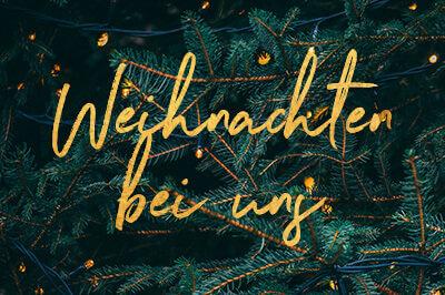 Weihnachten 2018 Bielefeld
