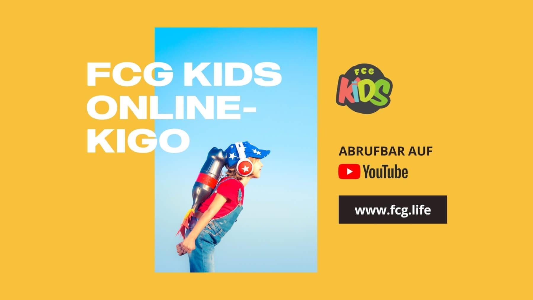 FCG Kids Online Kindergottesdienste